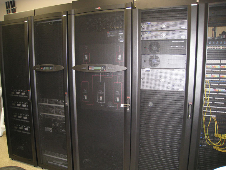 Data center PUE