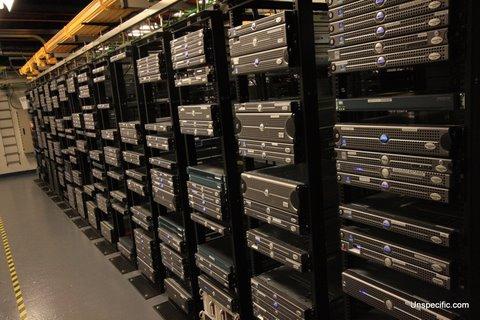 Meet Me Room Data Center